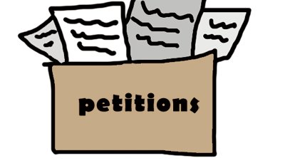 What is an initiative petition?