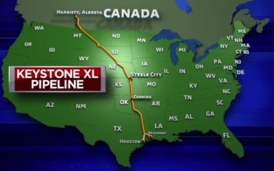 Obama quashes Keystone XL in bid to boost climate leverage