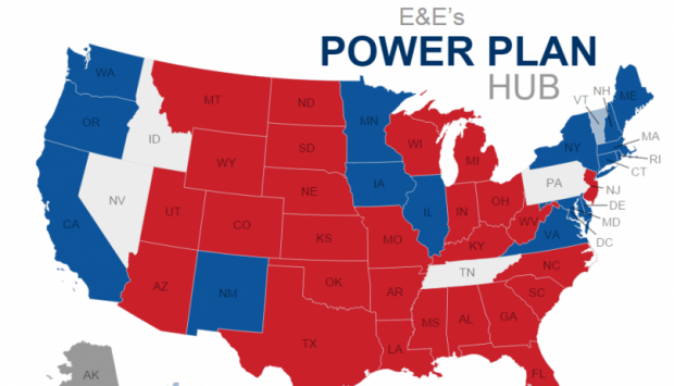 "Clean Power Plan: ""States at a Glance"""