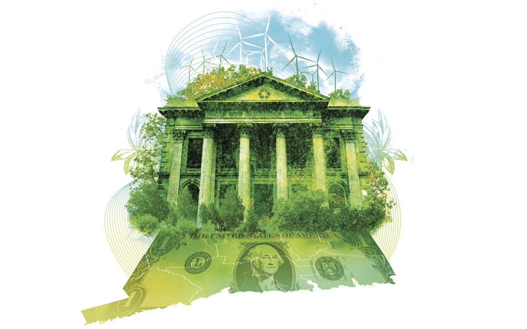 Want to Create Jobs for your State's Economy?  Open a Green Bank.