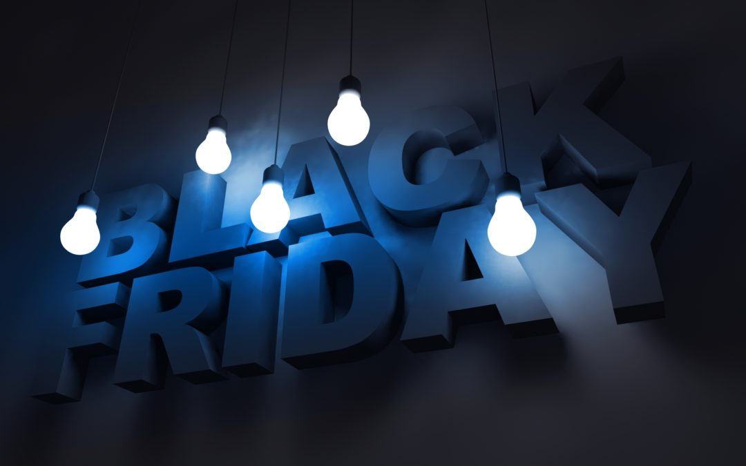 Black Friday: Thankfully Does Not Refer to Electrical Blackouts